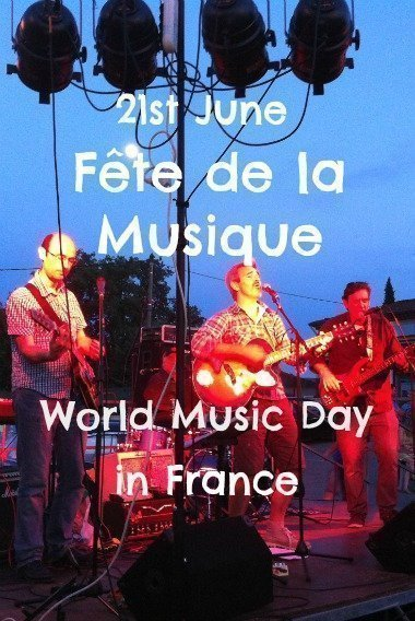 Fête de la musique world music day | Lou Messugo