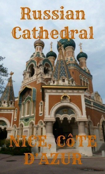 Visit Russian Cathedral Nice France