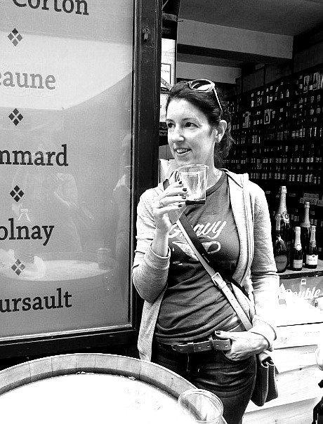 Karin wine tasting