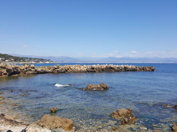 coast walk Cap d'Antibes | Lou Messugo