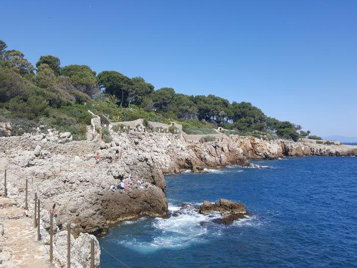 Coast Walk: the Cap d'Antibes