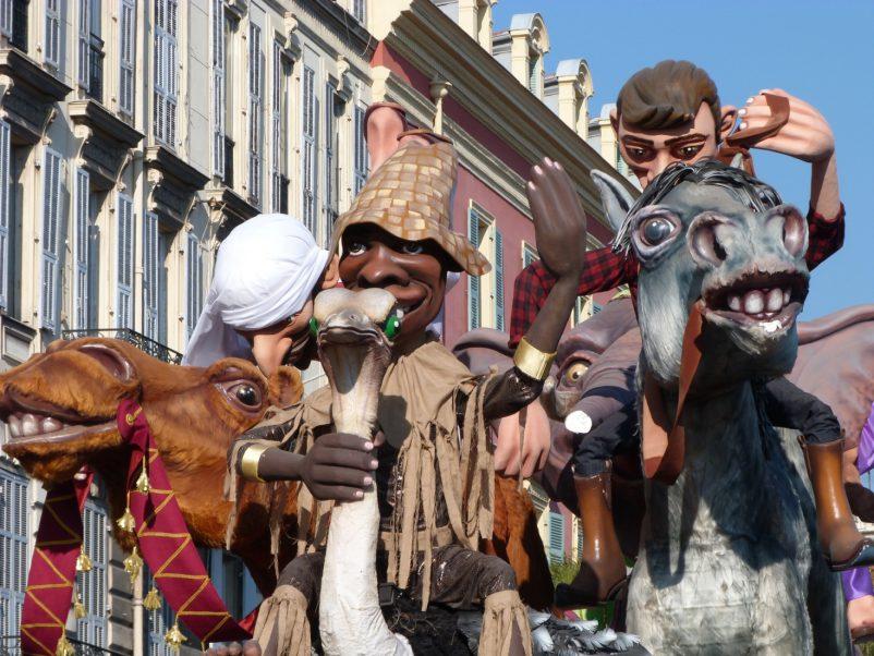 carnival animals