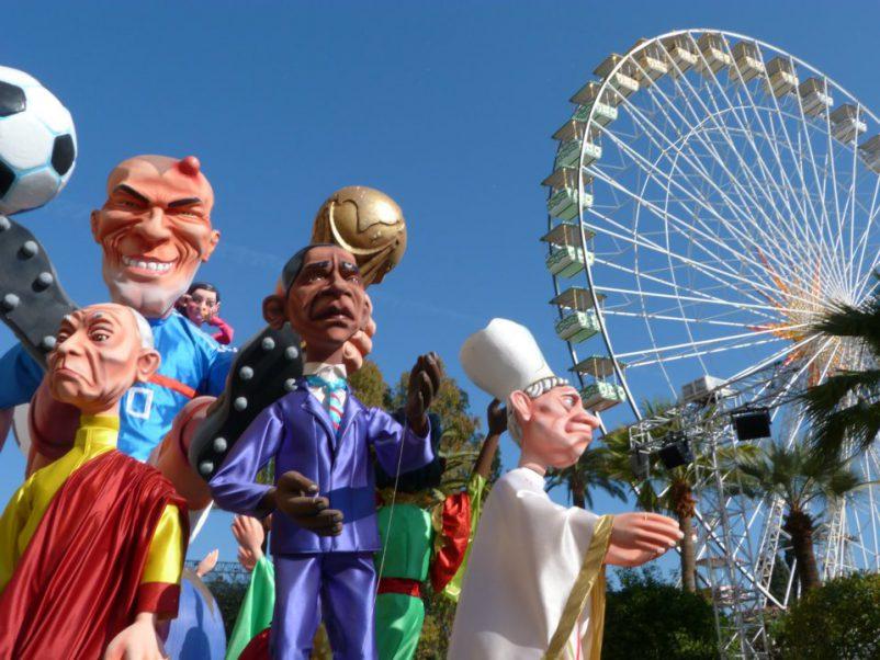 carnival big wheel