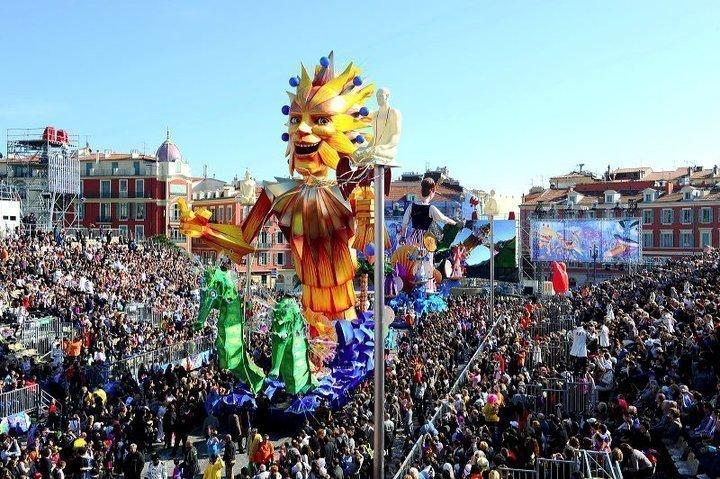 carnival massena