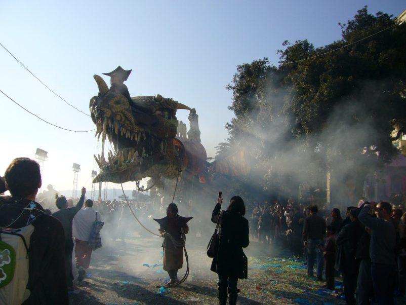 carnival monster