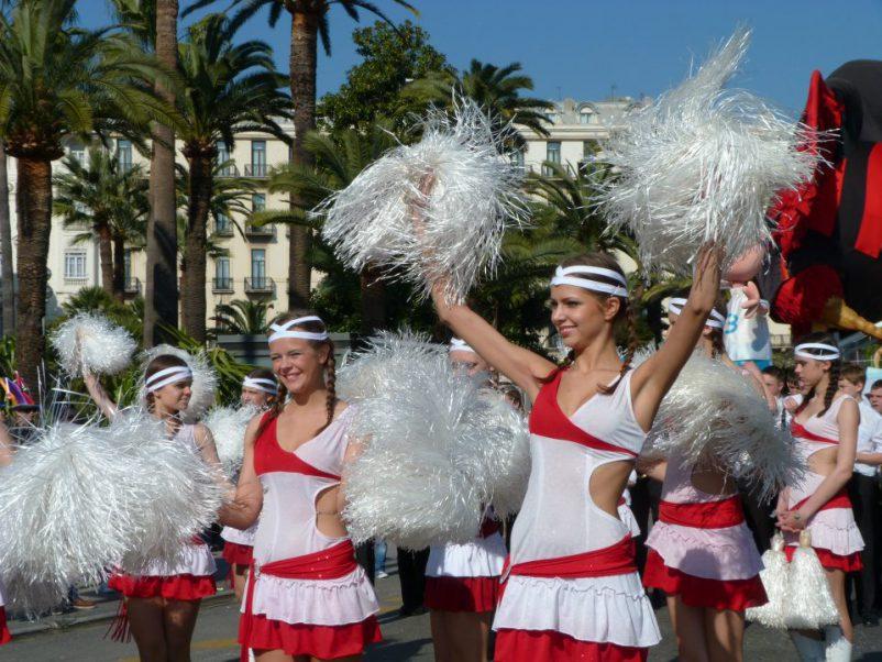 carnival pompom