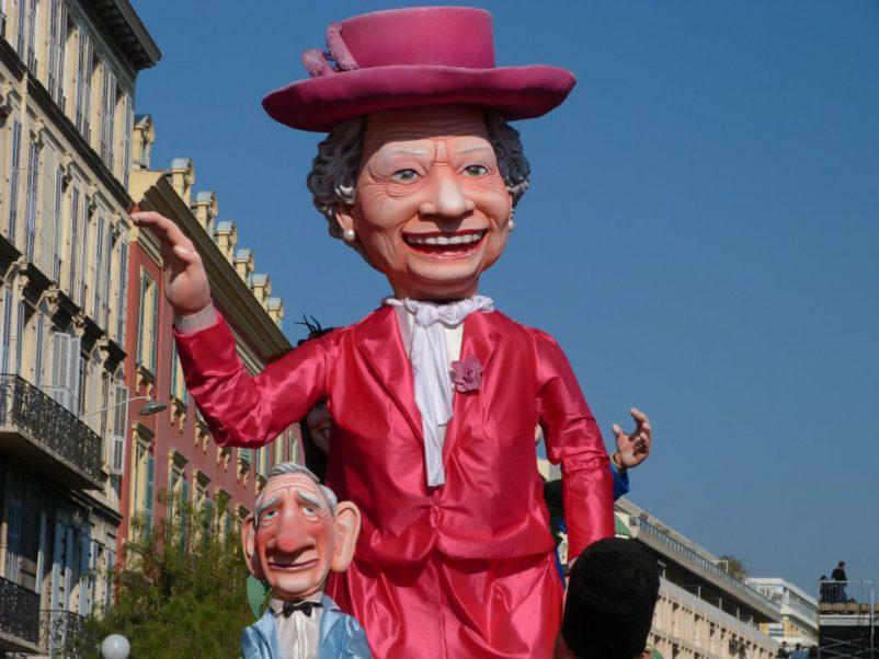 carnival queenie