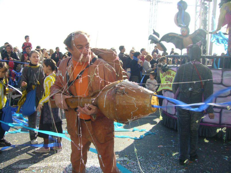 carnival sillystring