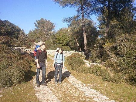 rlp walk camp tracier