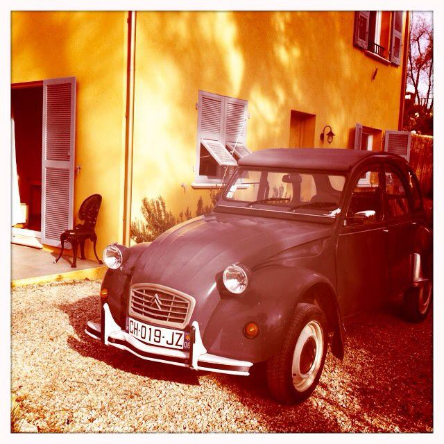 The 2CV, a French Icon