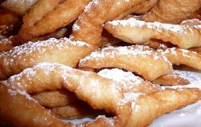 Ganses – food for carnival