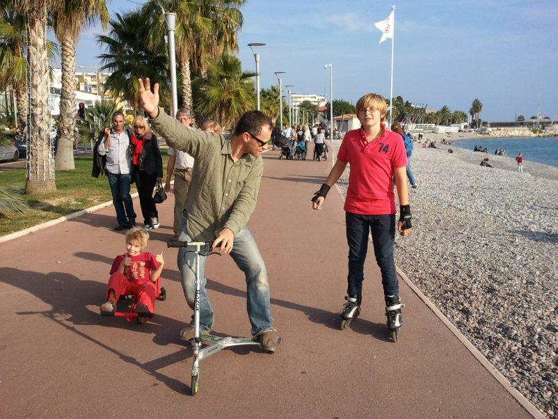 2011-11-01 rollerblading