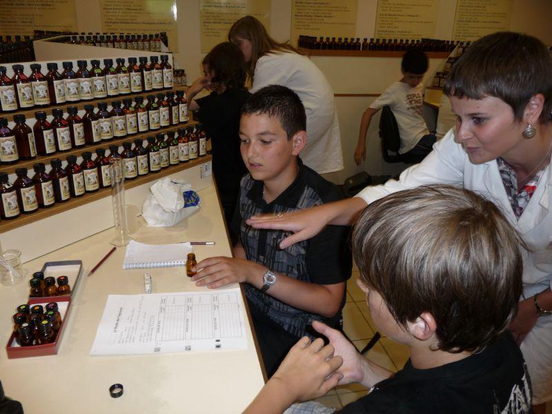 Perfum workshop