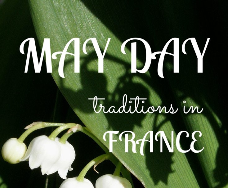 May Day traditions in France