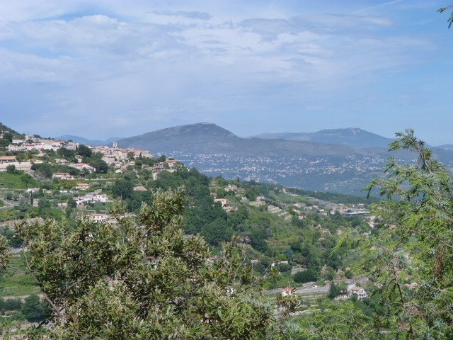 view of Vence