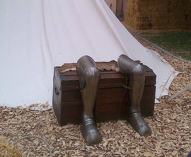 armour legs