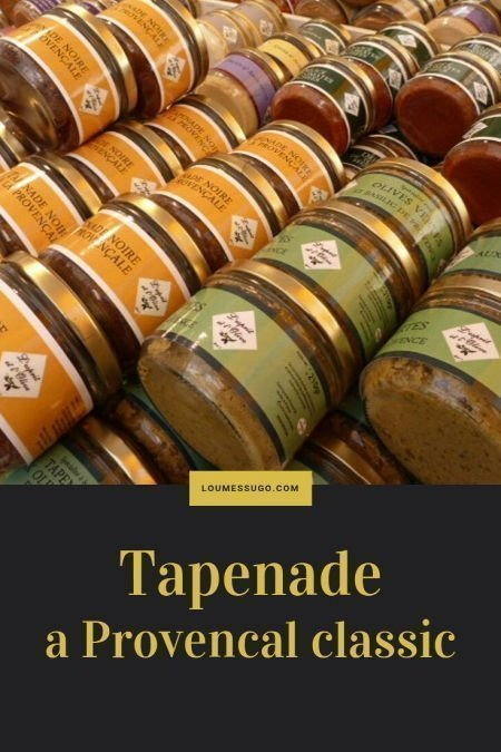 Tapenade Provence