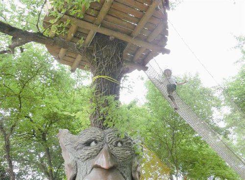 elf at best adventure park