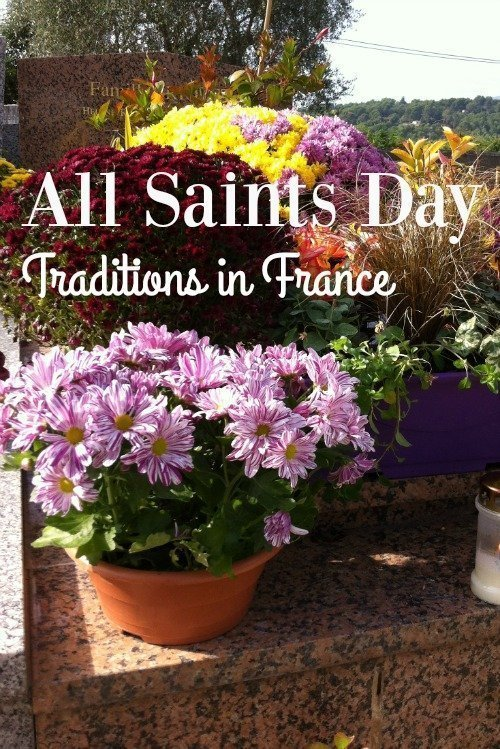 All Saints Day traditions in France