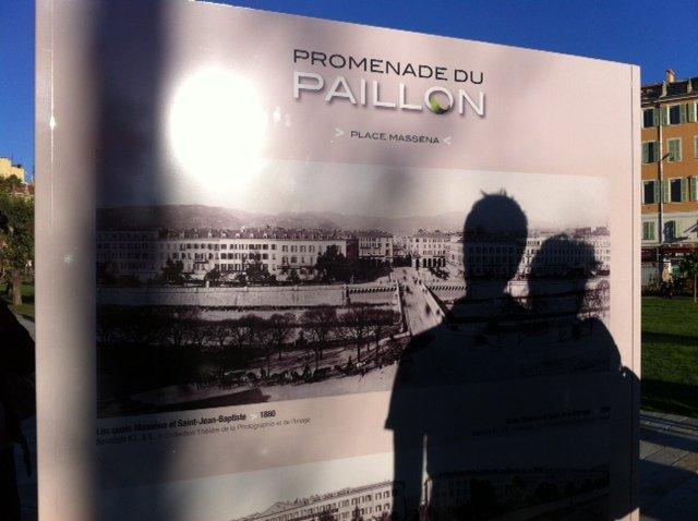 Promenade de Paillon history