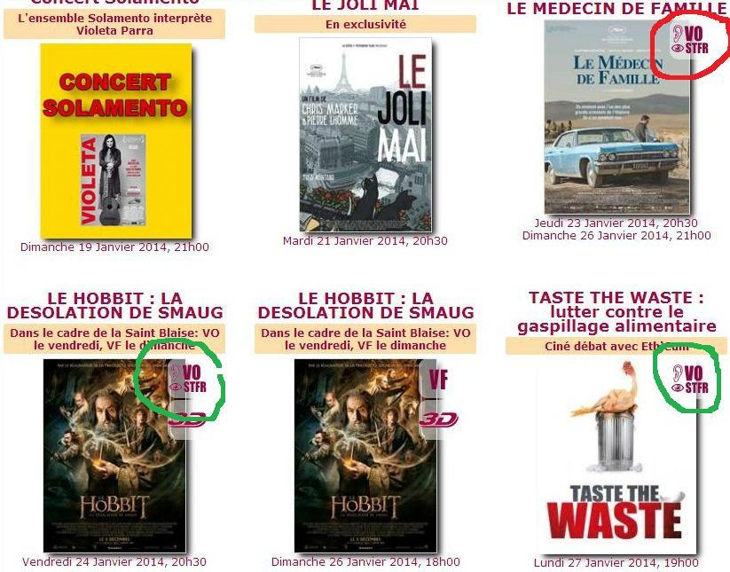 movies in English | Lou Messugo