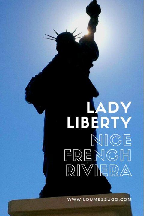 lady liberty Nice