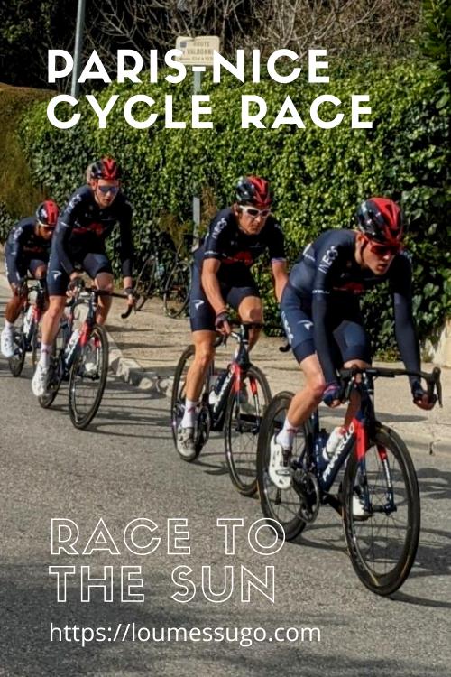 paris-nice cycle race