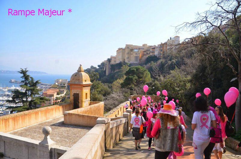 Pink Ribbon Walk Monaco 2014