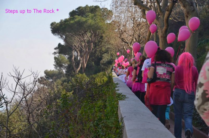 Pink Walk 3
