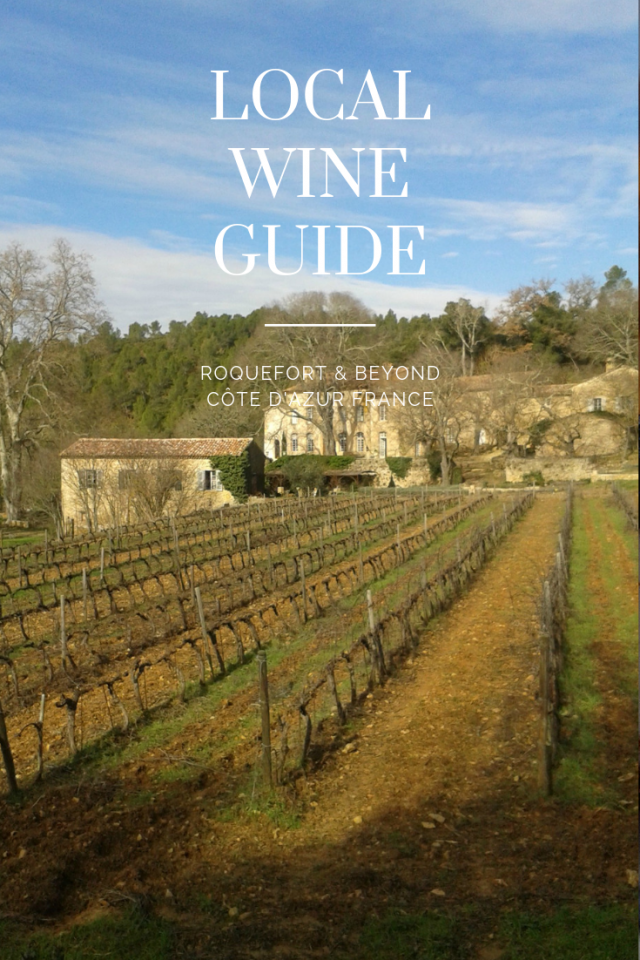 Côte d'Azur local wine guide | Lou Messugo