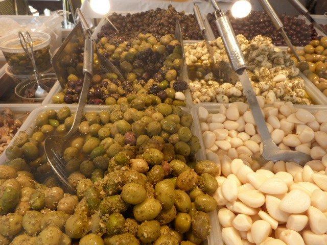 olives valbonne