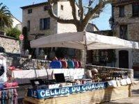 Market day Provence | Lou Messugo