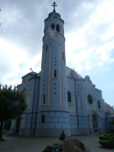 Blue Church Bratislava 1