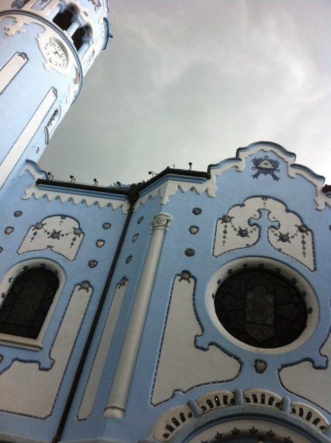 Blue Church Bratislava 5