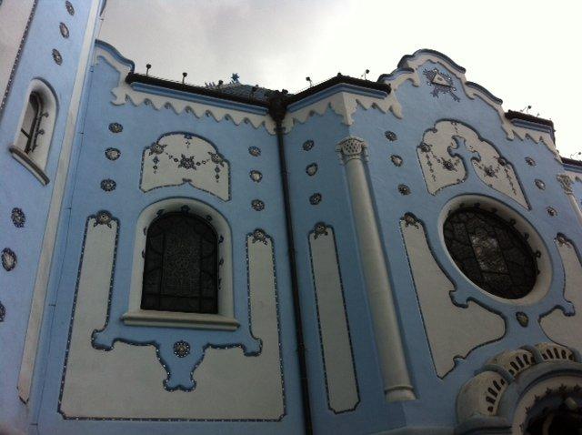 Blue Church Bratislava 6