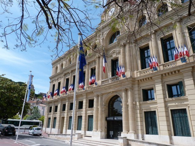 mairie cannes