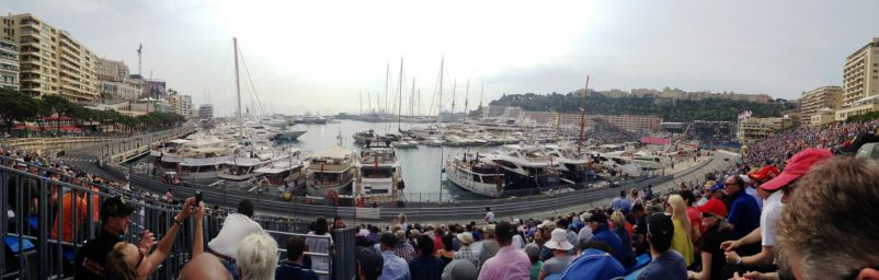 Notes from the Monaco Historic Grand Prix