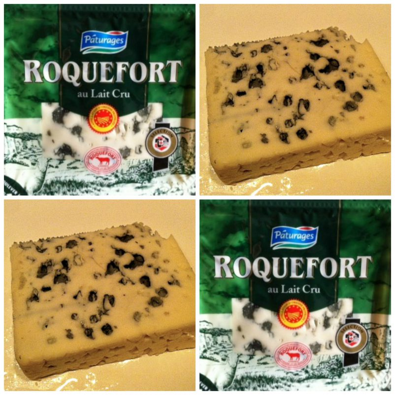 Roquefort – cheese, pines, goats and sheep