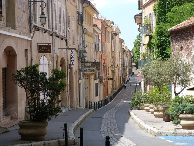 Postcards from Aix-en-Provence