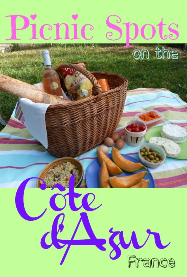 Picnic Spots on the Côte d'Azur | Lou Messugo