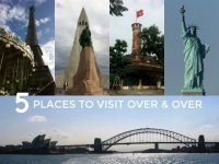 5 places visit over & over | Lou Messugo