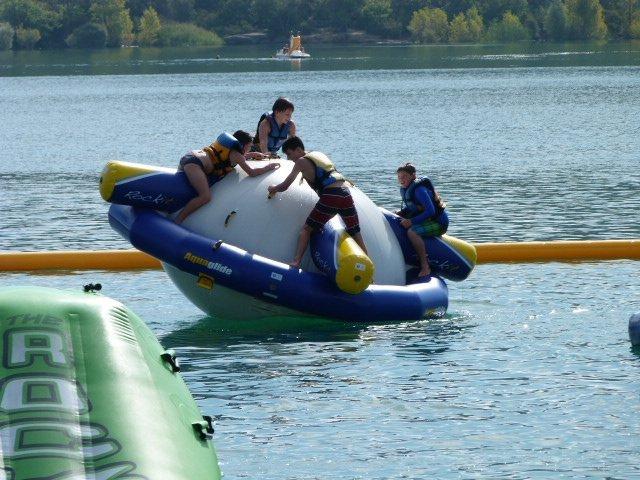 Lac St Cassien 06
