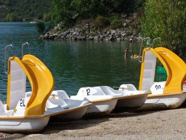 Lac St Cassien 08