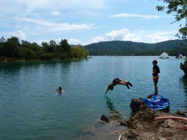 Lac St Cassien 12