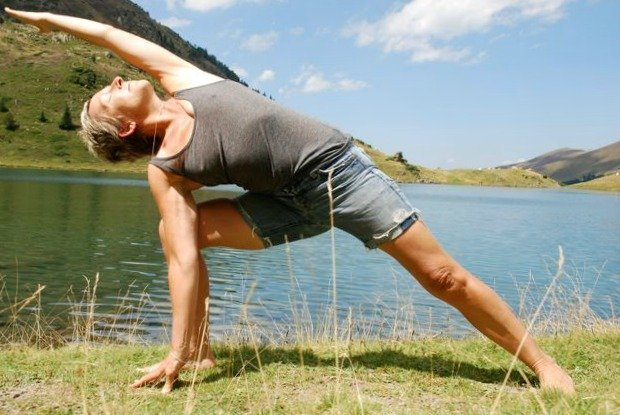 Faye Villalba Yoga Côte d'Azur