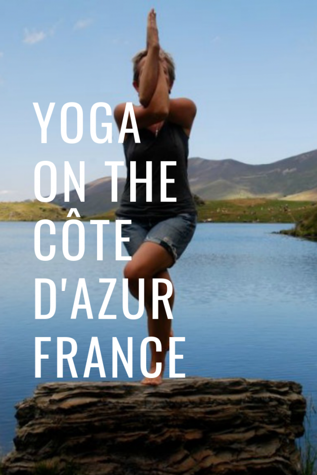 Yoga on the Côte d'Azur France