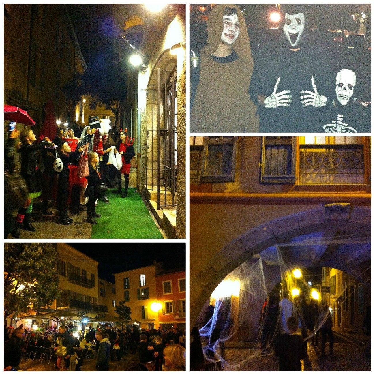Halloween Valbonne France