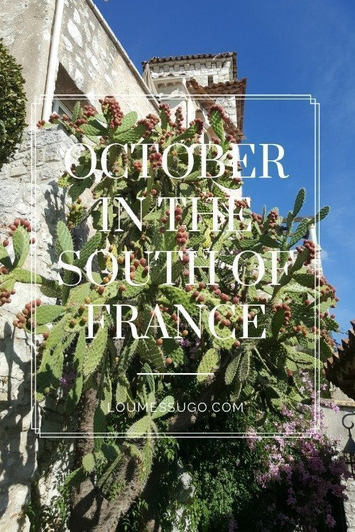 October South of France | Lou Messugo