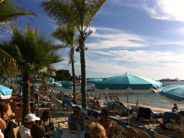 beach Juan Les Pins 04