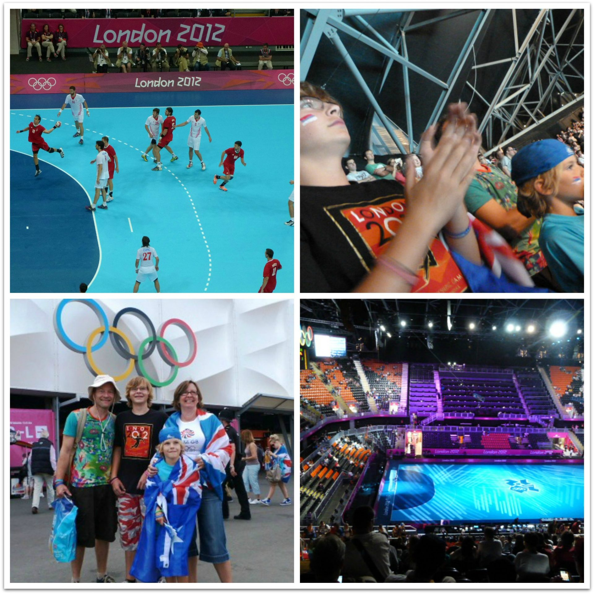 London Olympics Handball bronze medal match